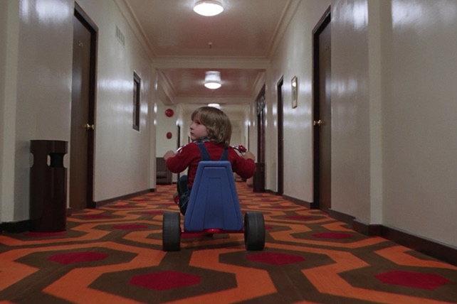 The Carpet From The Overlook Hotel In The Shining Minisvg